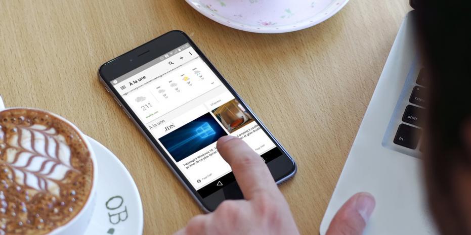Illustration AMP : le format web de Google dédié au mobile est-il si bien que ça ?
